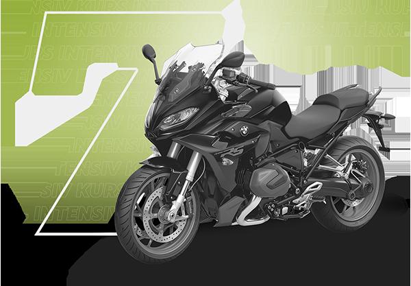 Intensivkurs Motorrad – in 10 Werktagen Klasse A, A1 und A2